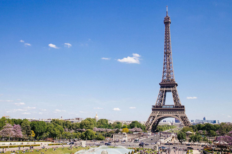 Париж из Минска