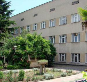 Санаторий Алуштинский, лечебный корпус