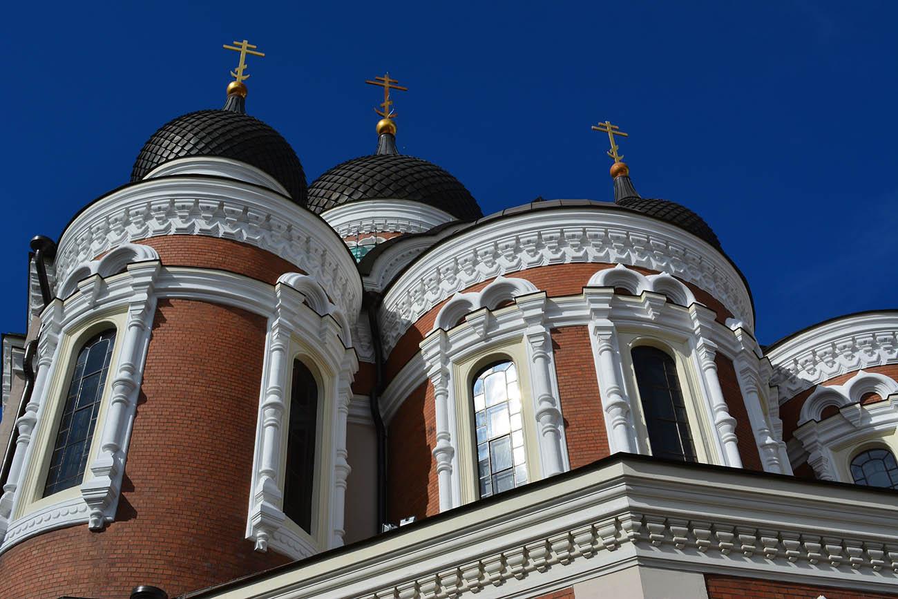 собор александра невского таллинн