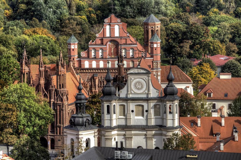 Вильнюс - Друскининкай - Варшава