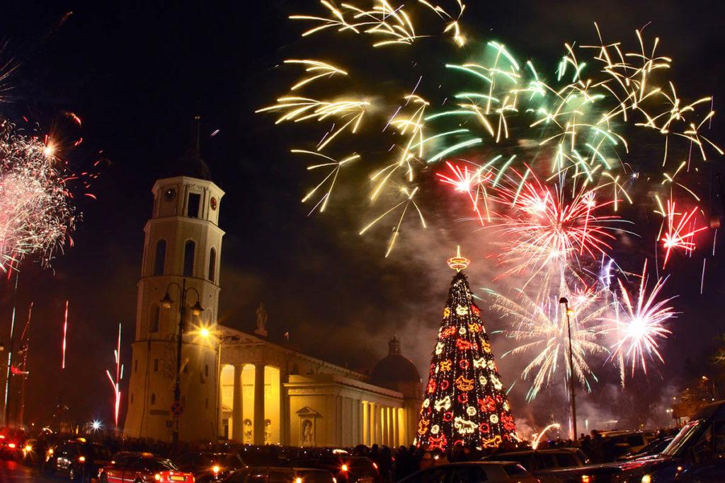 Новый 2020 год в Литве!
