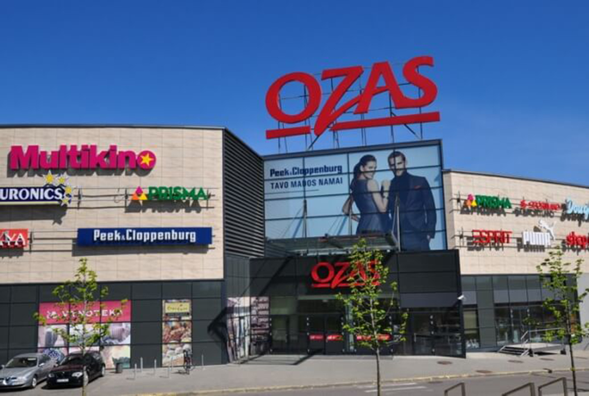 Шоп-тур в Вильнюс